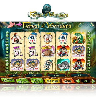 Forest of Wonders Game