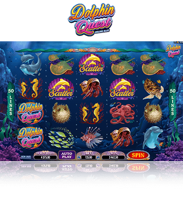 Dolphin Quest Game