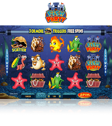 Fish Party Game