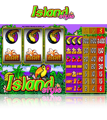 Island Style Game