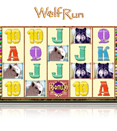 Wolf Run Megajackpots Slot - Free to Play Demo Version