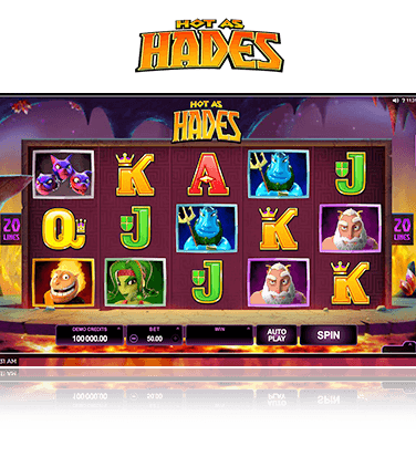 Microgaming Hot as Hades Game