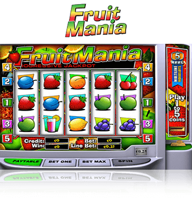 Fruitmania Game