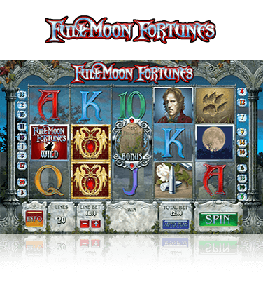 Full Moon Fortunes game