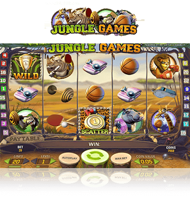 Jungle Games Game