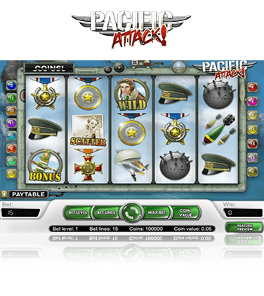 Pacific Attack Game