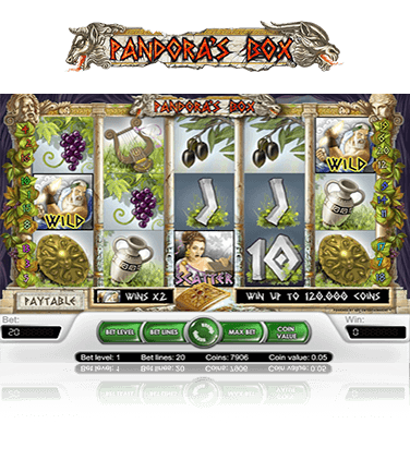 Play PandoraS Box Online