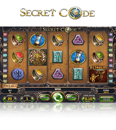 Secret Code > Play for Free + Real Money Offer 2019!