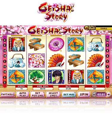 Geisha Story Game