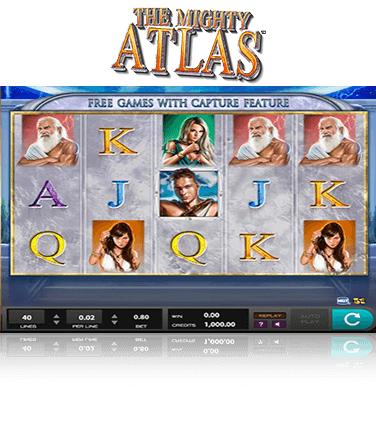 The Mighty Atlas Game