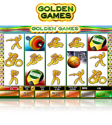 Golden Games Game