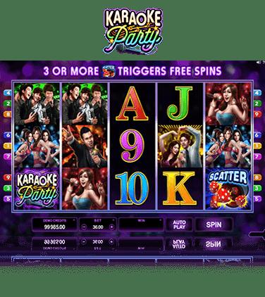 Karaoke Party Game