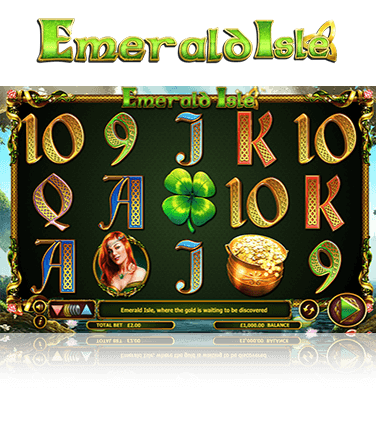 Emerald Isle Game