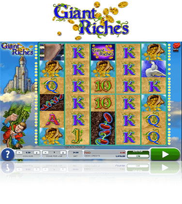 Giant Riches Game