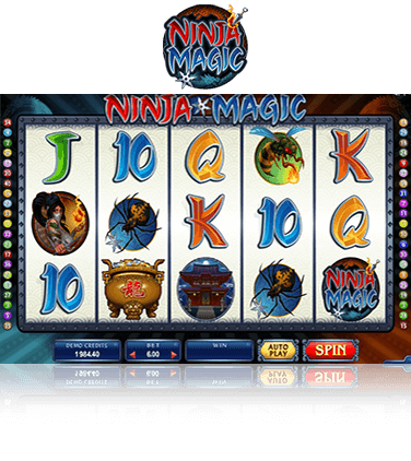 Ninja Magic Game