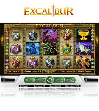 Excalibur Game