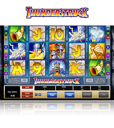 Microgaming Thunderstruck Game