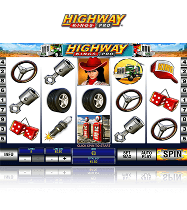 Highway Kings Pro Game