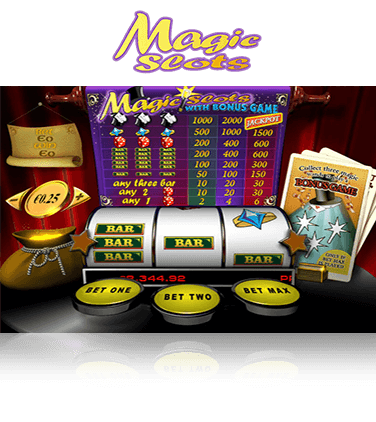 Magic Slots Game