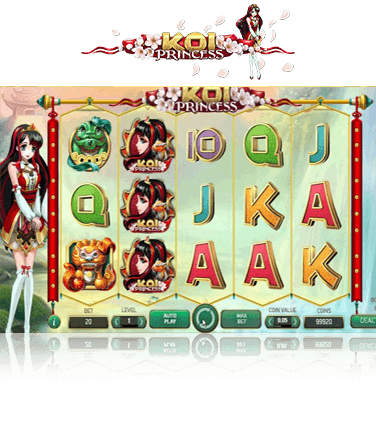 Koi Princess Game