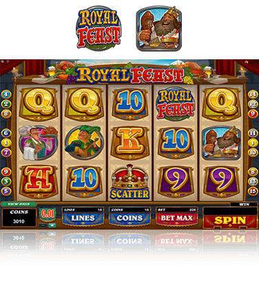 Royal Feast Game