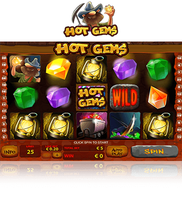 Hot Gems Game