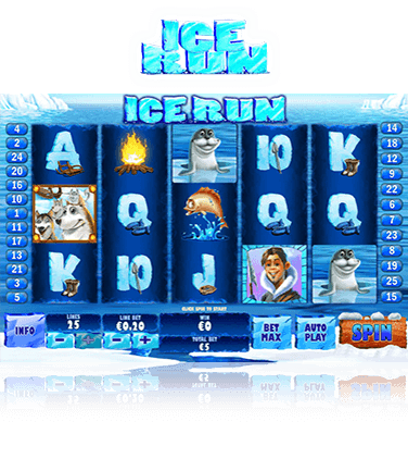 Ice Run Game