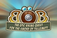 Böb The Epic Viking Quest for the Sword of Tullemutt