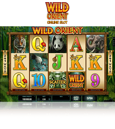 Wild Orient Play For Free Real Money Offer 2020