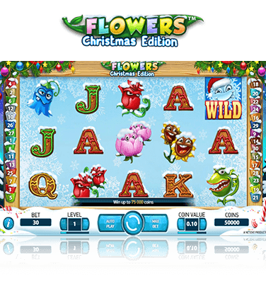Flowers Christmas Edition Game