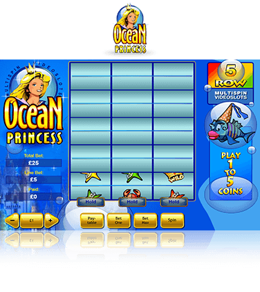 Ocean Princess Game