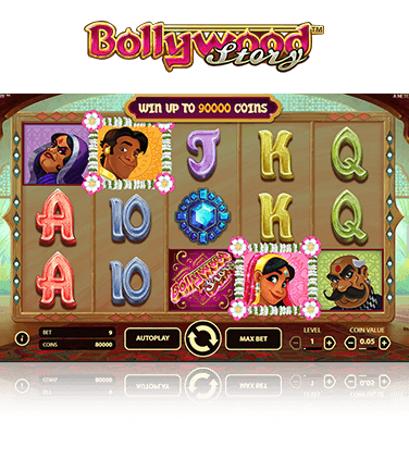 Bollywood Story Game