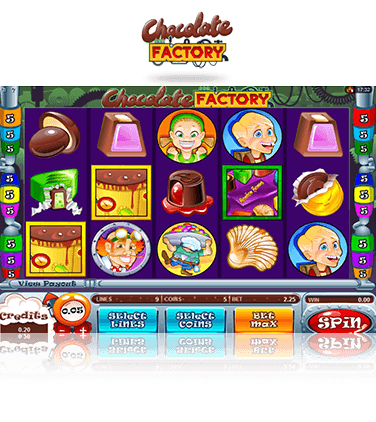 Chocolate Factory Game