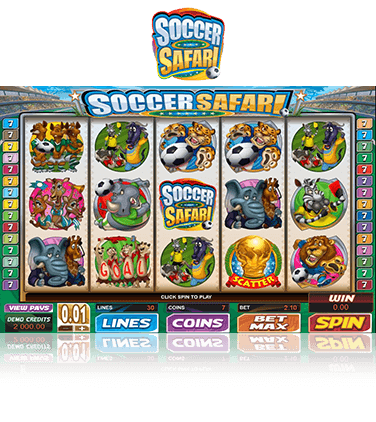 Soccer Safari Game