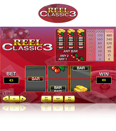 Reel Classic 3 Game