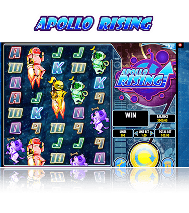 IGT Apollo Rising Game