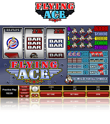 Flying Ace Game
