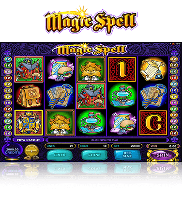 Magic Spell Game