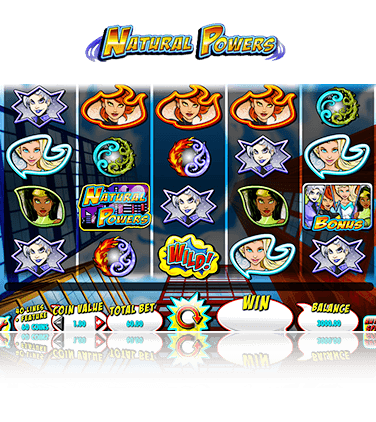 IGT Natural Powers Game
