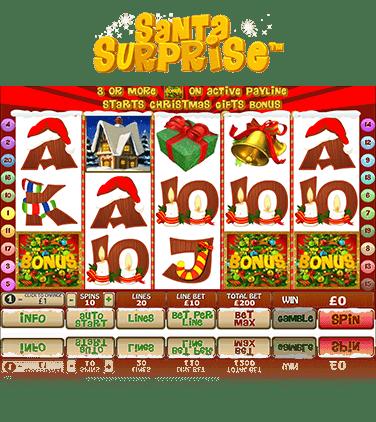 Spiele SantaS Surprise - Video Slots Online