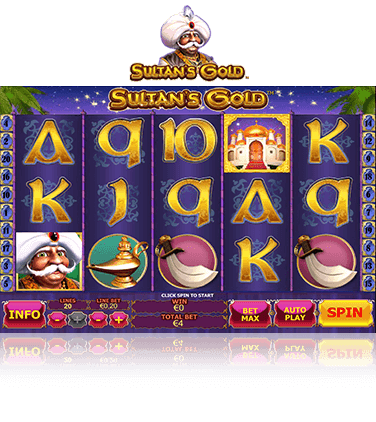 Sultan's Gold Game