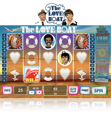 The Love Boat Game
