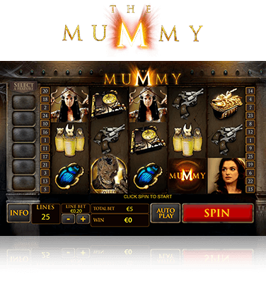 The Mummy Game