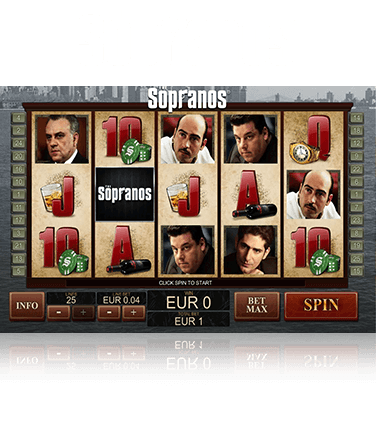 The Sopranos Game