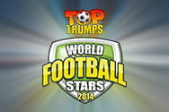 Top Trumps World Foorball Stars 2014