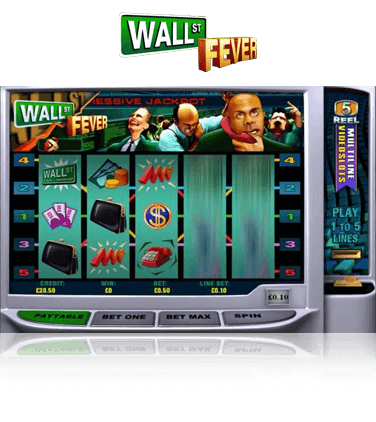 Wall St. Fever Game