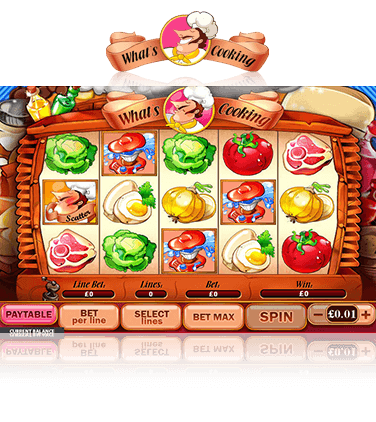 What's Cooking Game