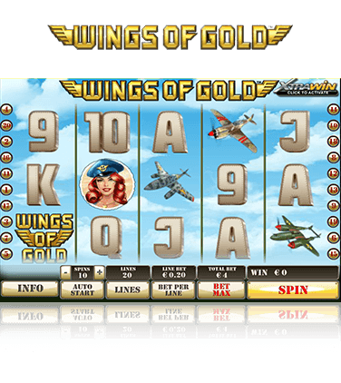 Wings of Gold Game