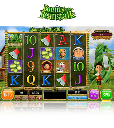 Bounty of the Beanstalk Game