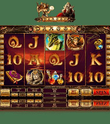 Dragon Kingdom Game